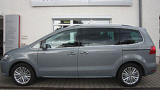 VW Sharan mit EDAG-Ladesystem